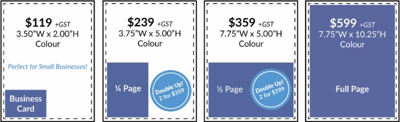 Handbook - Ad Rates