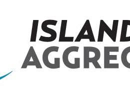 Island Aggregates logo