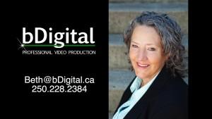 Beth photo, logo & contact