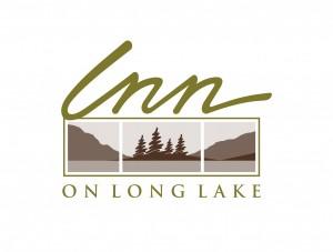 Inn on Long Lake logo colour version on white